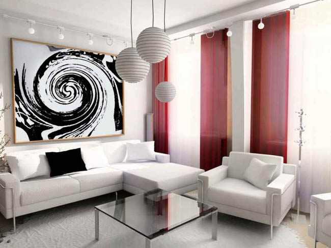 Consejos para decorar una sala de estar pequeña