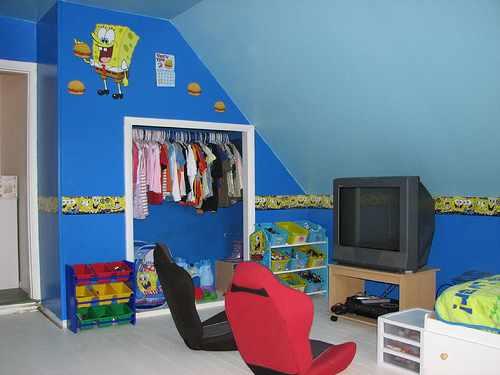 Consejos para la decorar una habitación infantil