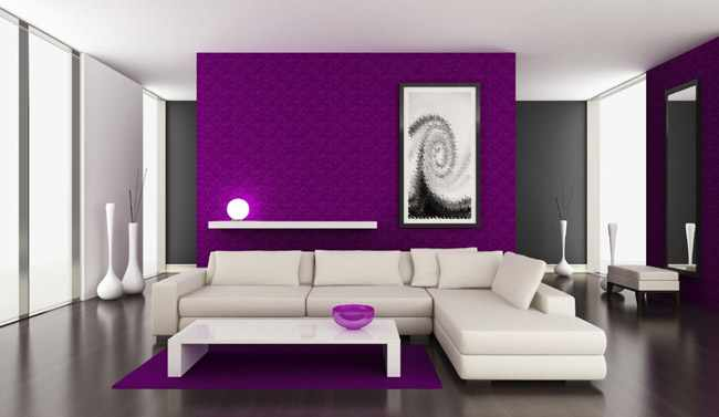 Colores para pintar una casa segun el feng shui - Simulador pintar habitacion ...