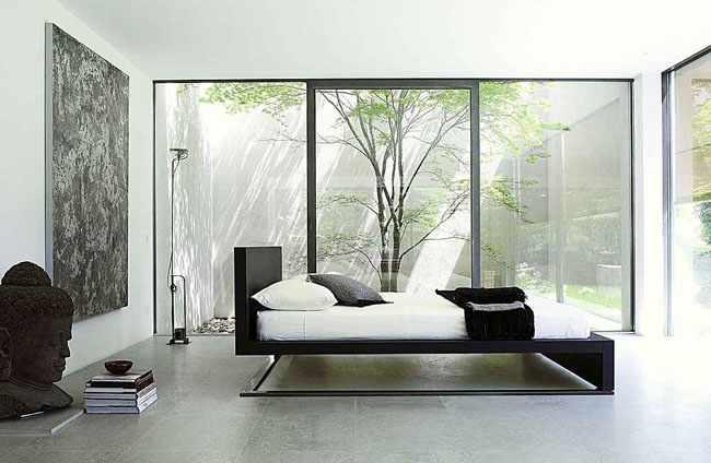 Como decorar con estilo oriental - Habitacion estilo zen ...