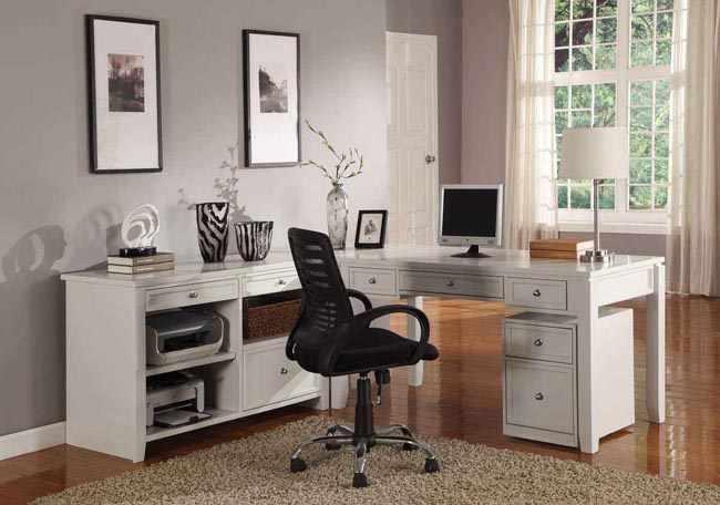 C mo hacer para ubicar una oficina en el hogar for Como decorar una oficina en casa