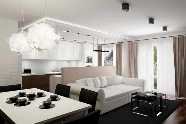 C mo decorar un apartamento peque o for Como decorar departamentos pequenos con poco dinero