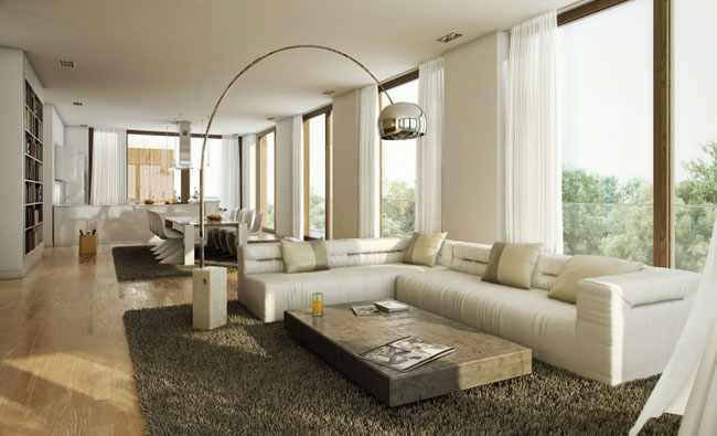 como decorar una casa estilo minimalista