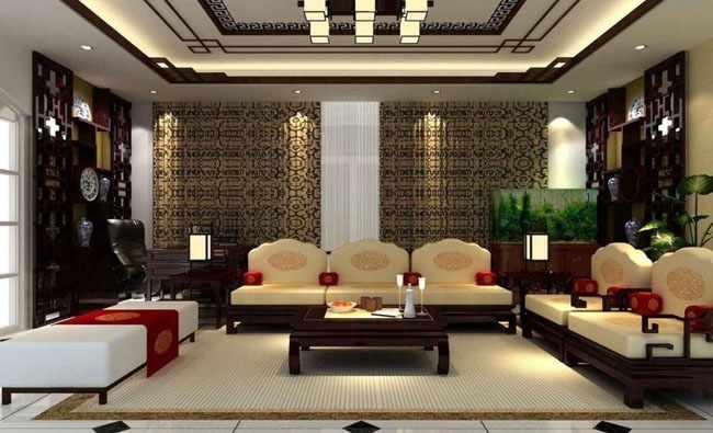 como decorar una sala al estilo oriental