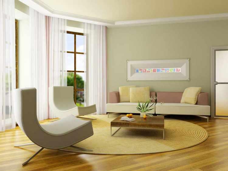 Consejos para pintar un salon comedor colores y pintura - De que color pintar un salon ...