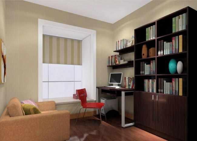 consejos para decorar una sala de estudio