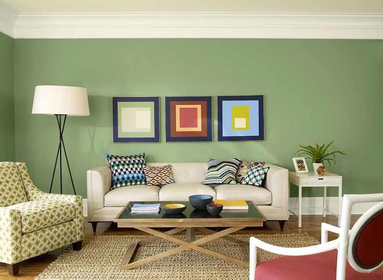 Consejos para pintar un salon comedor colores y pintura - Salon pequeno moderno ...