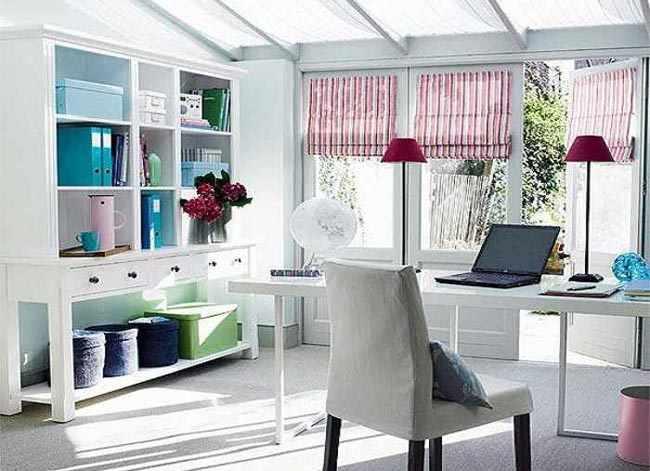decora tu oficina en casa