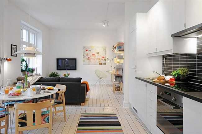 C mo hacer para decorar un apartamento peque o amueblar piso for Decorar un piso con poco dinero