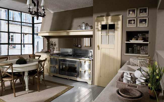Estilo de decoracion shabby chic - Cocinas estilo shabby chic ...