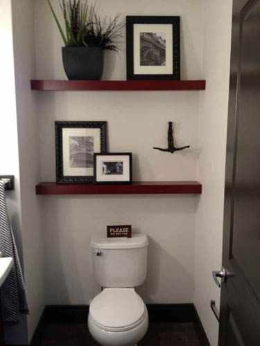 bathroom remodel ideas pinterest trucos para decorar un cuarto de ba 241 o peque 241 o 15999