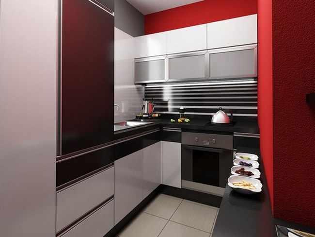 decorar cocina pequeña sencilla