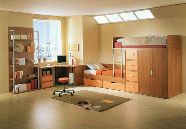 decorar habitacion infantil economica