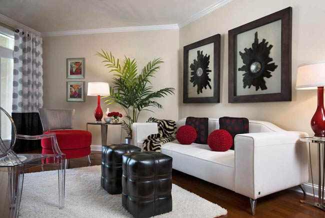 Consejos para decorar una sala de estar pequeña | MundoDecoracion.info