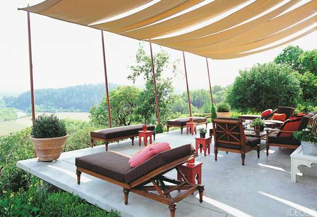 decorar terraza chill out