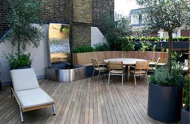 Consejos para decorar la terraza - Paginas de decoracion de casas ...