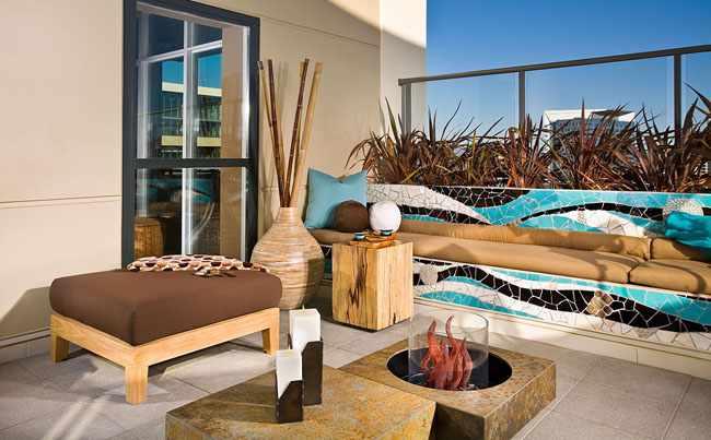 Consejos para decorar la terraza - Como cubrir una terraza ...