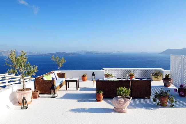 decorar terrazas con encanto