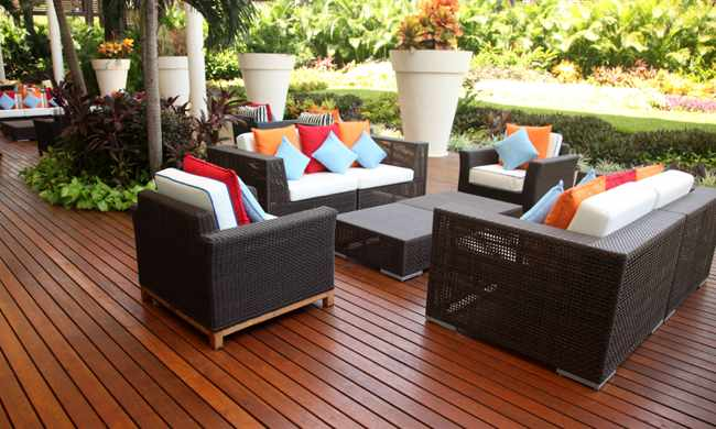 estilos para decorar terrazas