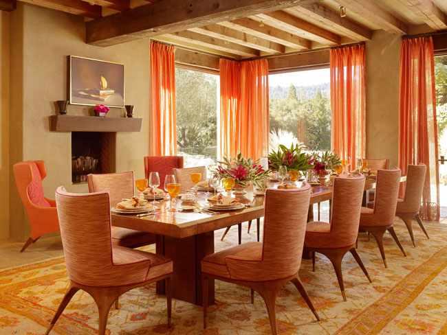 Consejos para decorar el comedor segun feng shui for Colores para el living feng shui