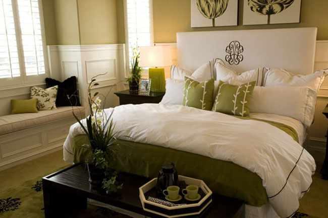 feng shui y colores para el dormitorio