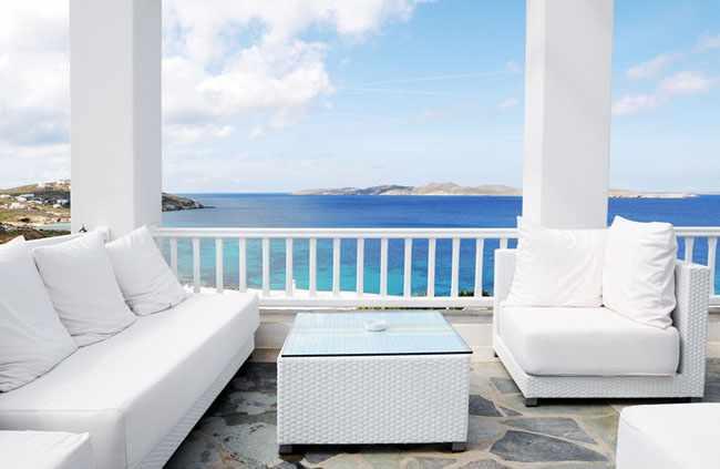 fotos terrazas minimalistas