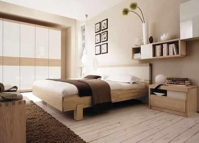 habitacion estilo eclectico