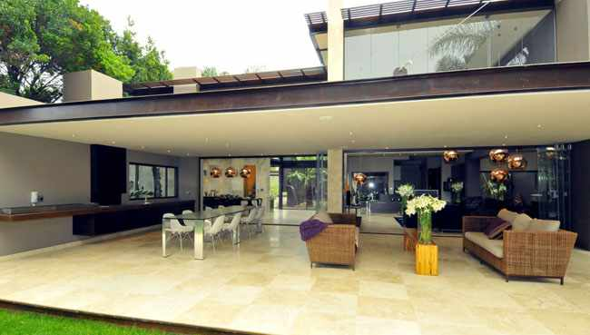 Consejos para decorar la terraza - Ideas para cerrar una terraza ...