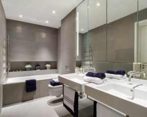 Como iluminar un cuarto de baño   MundoDecoracion.info