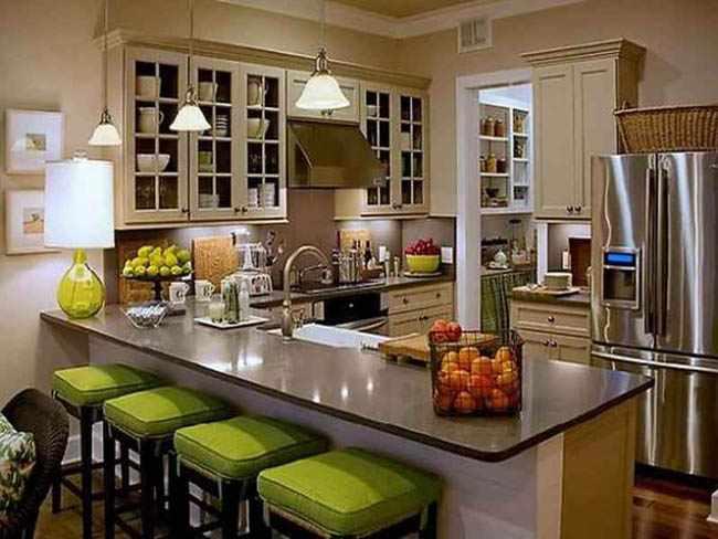 iluminar cocina bajo consumo