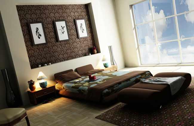 que color pintar el dormitorio segun el feng shui