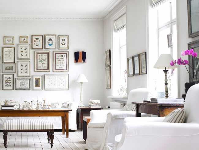 vivienda estilo eclectico