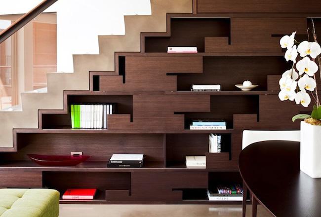 decorar hueco escalera duplex