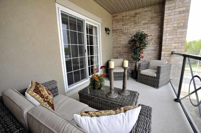 Como decorar un balcon peque o y aprovechar el espacio - Muebles para balcon pequeno ...