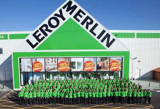 Leroy Merlin cumple 25 años en España