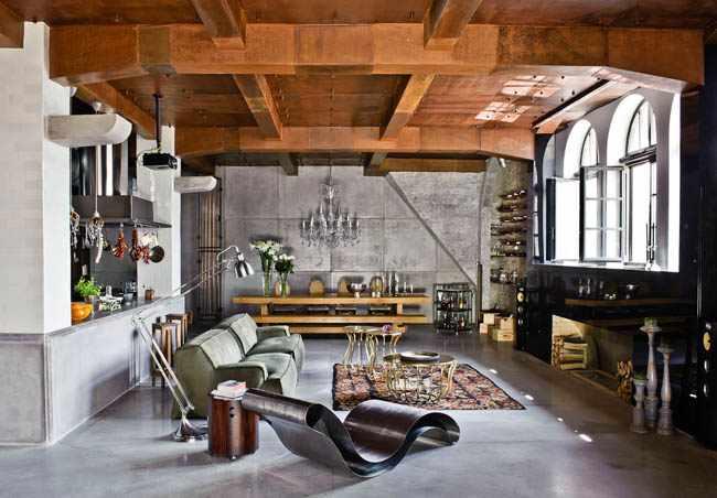 como decorar un loft