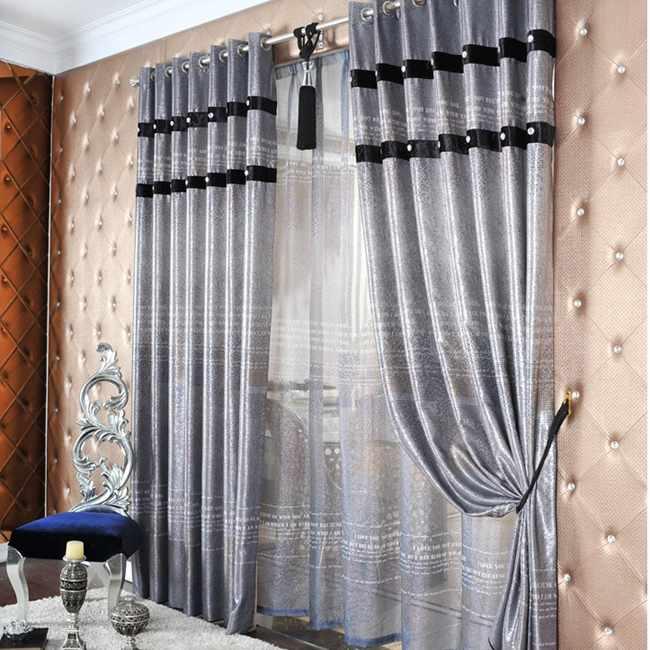Como elegir las cortinas y estores para tu casa for Cortinas para dormitorio de matrimonio