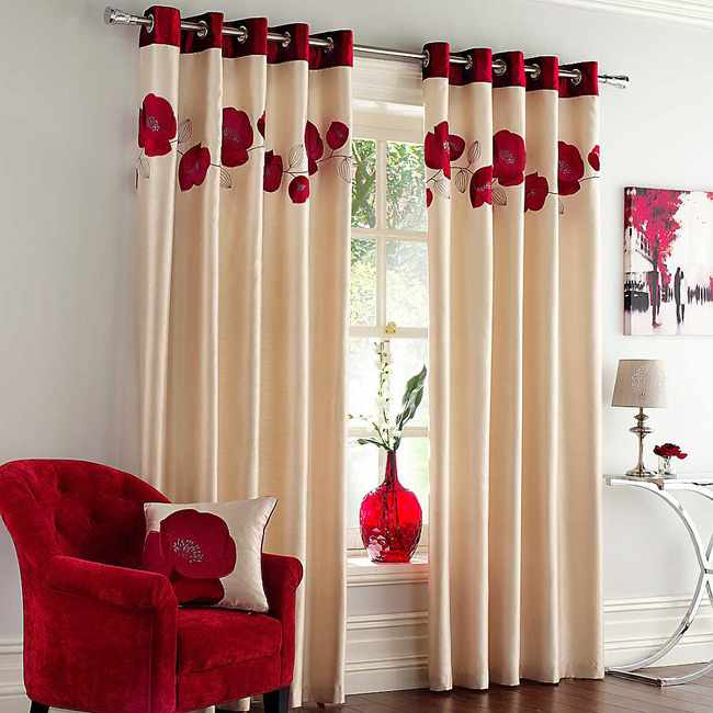 Como elegir las cortinas y estores para tu casa for Modelos de cortinas de tela