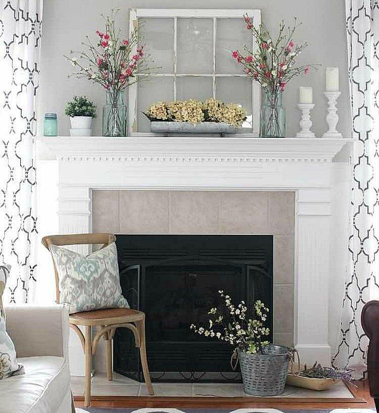 Como decorar una chimenea - Decoracion chimeneas modernas ...