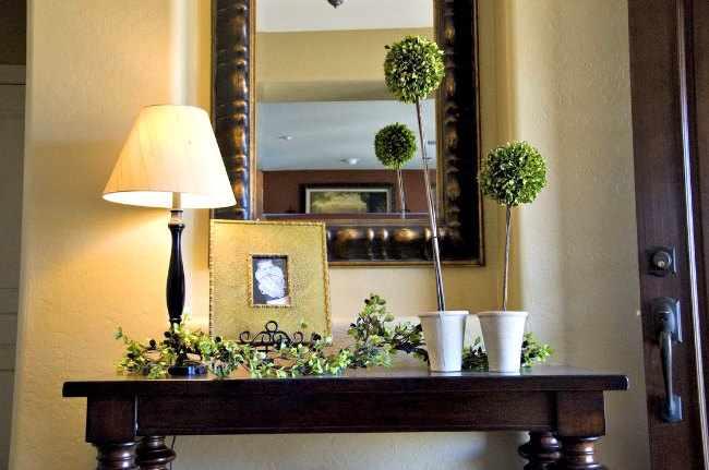 Ideas para decorar un recibidor - Fotos de recibidores de casas ...