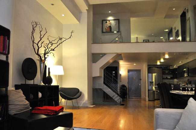8 consejos de como decorar un loft peque o for Decoracion de loft pequenos