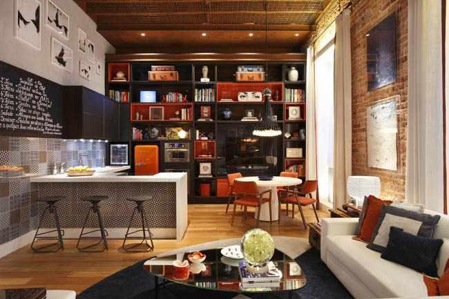 8 consejos de como decorar un loft peque o - Ideas para decorar un loft ...