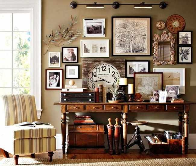Ideas de decoracion vintage - Decoracion vintage chic ...