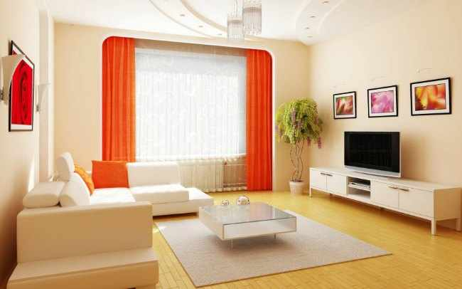 ideas decoración de un salón pequeño