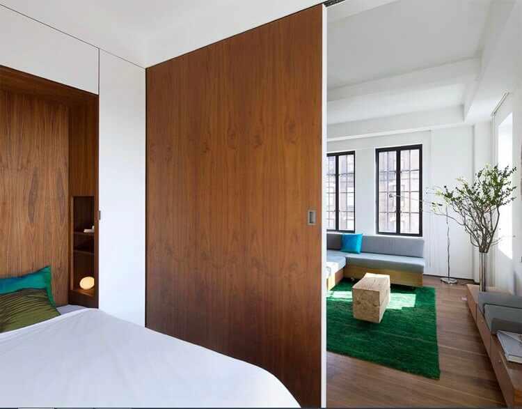 Puertas correderas sin obras cristal madera tutorial for Puertas a medida