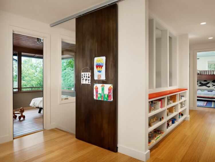 Puertas correderas sin obras cristal madera tutorial - Topes para puertas leroy merlin ...