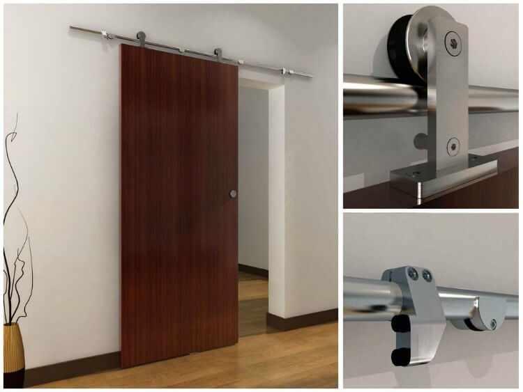 Puertas correderas sin obras - Porta scorrevole esterna fai da te ...