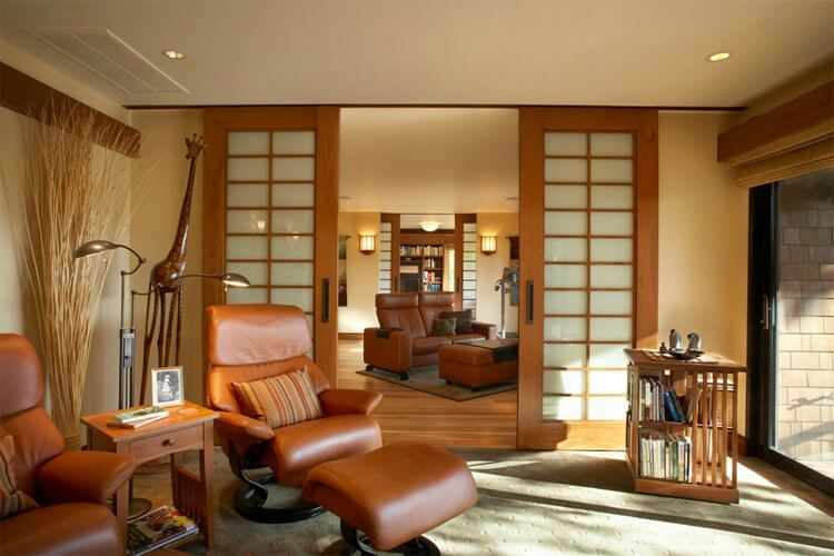 African Style Living Room Design