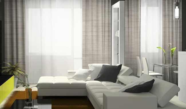 como elegir las cortinas y estores para tu casa