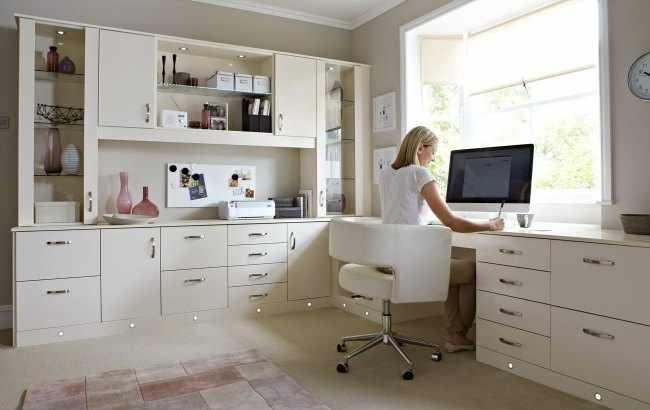 Despachos en casa modernos